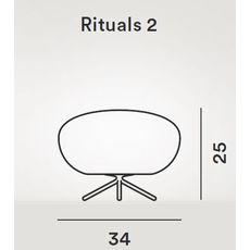 Настольный светильник Foscarini RITUALS 2440012-Rituals 2, фото 2