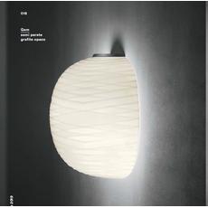 Настенный светильник Foscarini GEM semi parete, фото 1