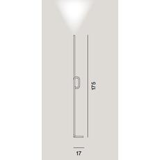 Напольный светильник Foscarini Tobia, фото 2