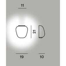 Настенный светильник RITUALS 3 semi, фото 2