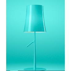 Настольный светильник Foscarini BIRDIE 221001-verde acqua, фото 1