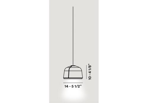 Подвесной светильник Foscarini ARUMI 282027, фото 2