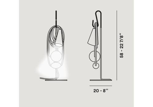 Настольный светильник Foscarini FILO 289001-06, фото 2