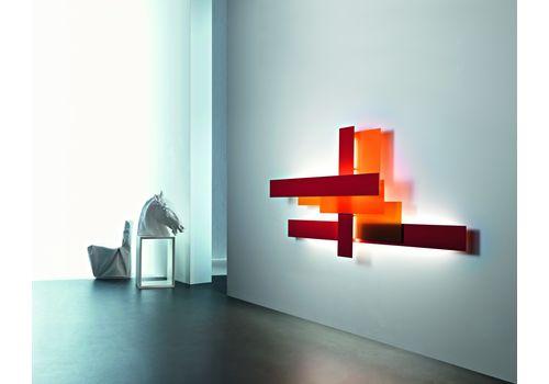 Настенный светильник Foscarini FIELDS 174005 63, фото 2
