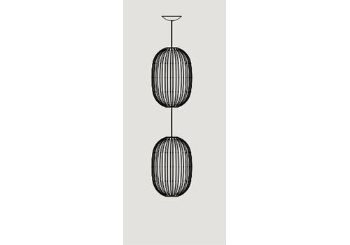 Подвесной светильник Foscarini PLASS 2240072/2 25, фото 2