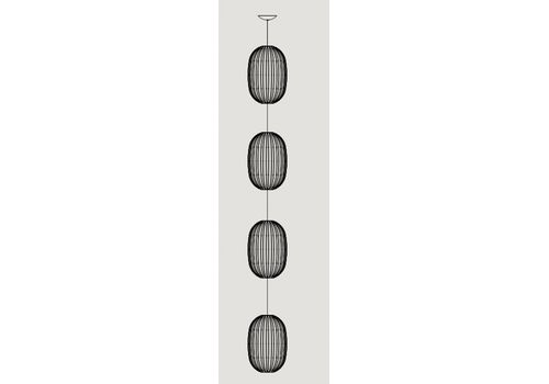 Подвесной светильник Foscarini PLASS 2240072/4 25, фото 2