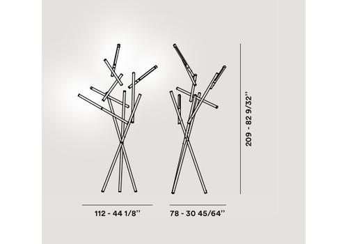 Напольный светильник Foscarini TUAREG 255003 10, фото 3