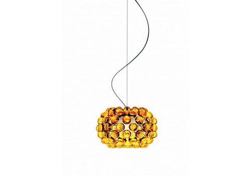 Подвесной светильник Foscarini CABOCHE PICCOLA 138027-giallo oro, фото 1