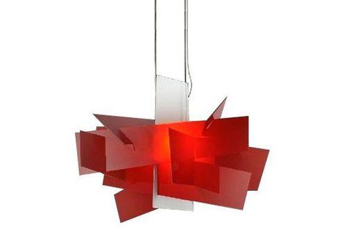 Подвесной светильник Foscarini BIG BANG 151007-rosso, фото 1