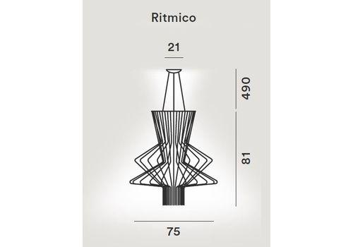 Подвесной светильник Foscarini ALLEGRO 1690071, фото 2