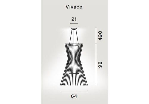 Подвесной светильник Foscarini ALLEGRO S 1690072, фото 2