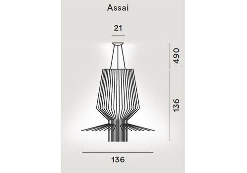 Подвесной светильник Foscarini ALLEGRO S 1690073, фото 2