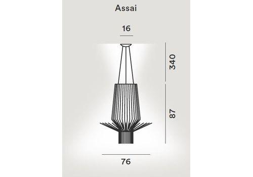 Подвесной светильник Foscarini ALLEGRETTO 1690173 71/10-71, фото 2