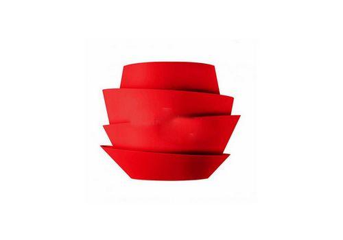 Настенный светильник Foscarini LE SOLEIL 181005-rosso, фото 1