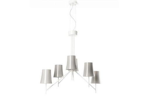 Подвесной светильник Foscarini BIRDIE 2210076-bianco, фото 1
