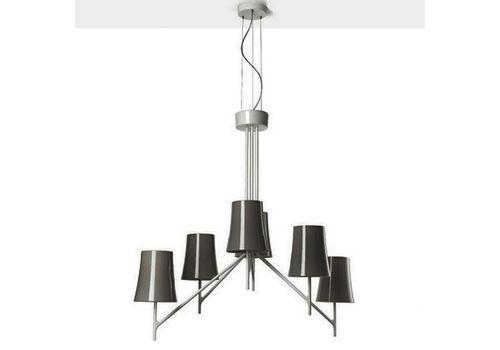 Подвесной светильник Foscarini BIRDIE 2210076-grigio, фото 1