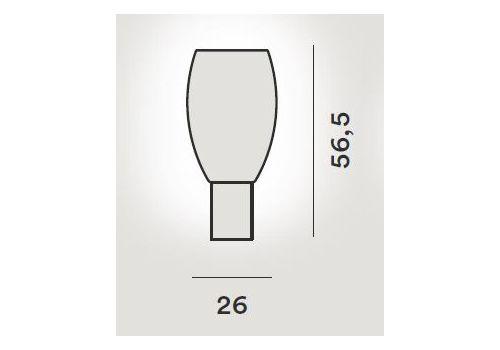 Настольный светильник Foscarini BUDS 278011 12, фото 2
