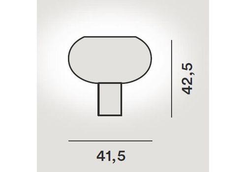 Настольный светильник Foscarini BUDS 278012 24, фото 2