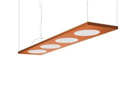 Подвесной светильник Foscarini DOLMEN 280007-arancio, фото 1