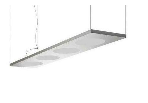 Подвесной светильник Foscarini DOLMEN 280007-alluminio, фото 1