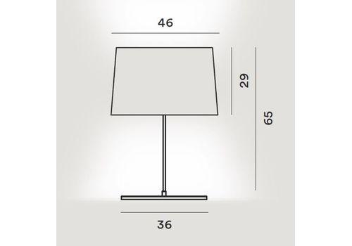 Настольный светильник Foscarini TWIGGY 1590011 10, фото 2