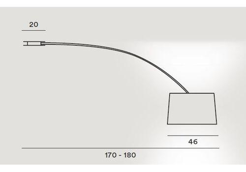 Потолочный светильник Foscarini TWIGGY 159008 20, фото 2
