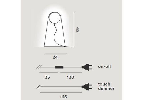 Настольный светильник Foscarini SATELLIGHT 285021-15, фото 2