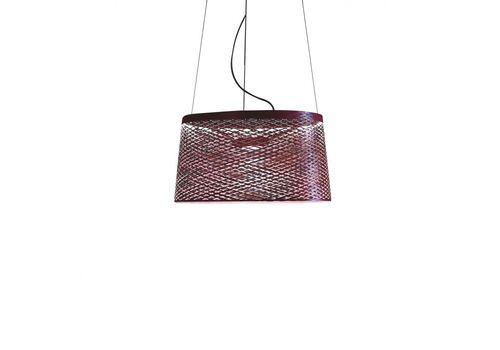Подвесной светильник Foscarini Twiggy Grid 290007-carminio, фото 1