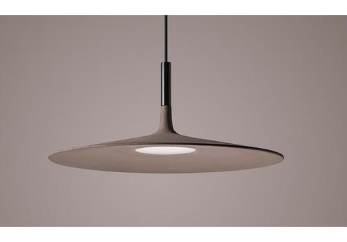 Подвесной светильник Foscarini APLOMB LARGE - marrone, фото 2