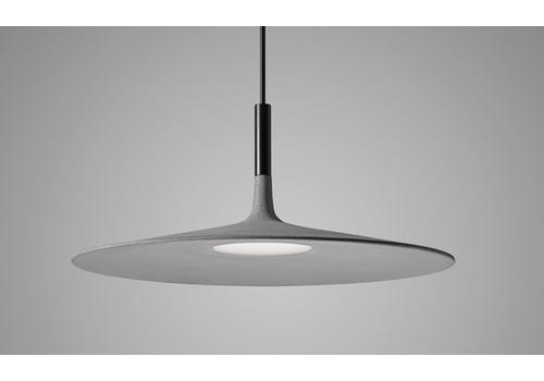 Подвесной светильник Foscarini APLOMB LARGE - grigio, фото 2