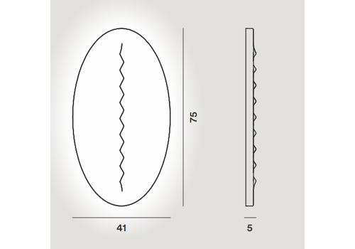 Настенный светильник Foscarini SUPERFICIE Mylight, фото 2