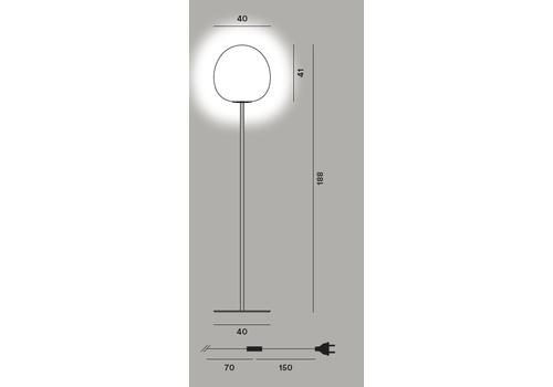 Напольный светильник RITUALS XL terra, фото 2