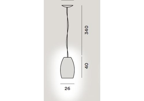 Подвесной светильник Foscarini Buds 1 MyLight, фото 2