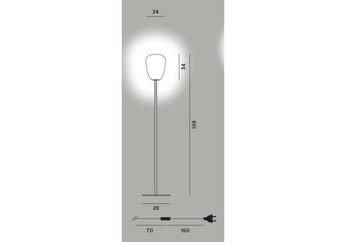 Напольный светильник RITUALS 1 terra, фото 2